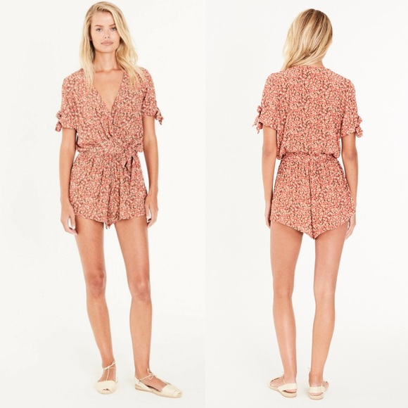 Faithfull the Brand Pants - Faithfull the Brand Cusco Playsuit